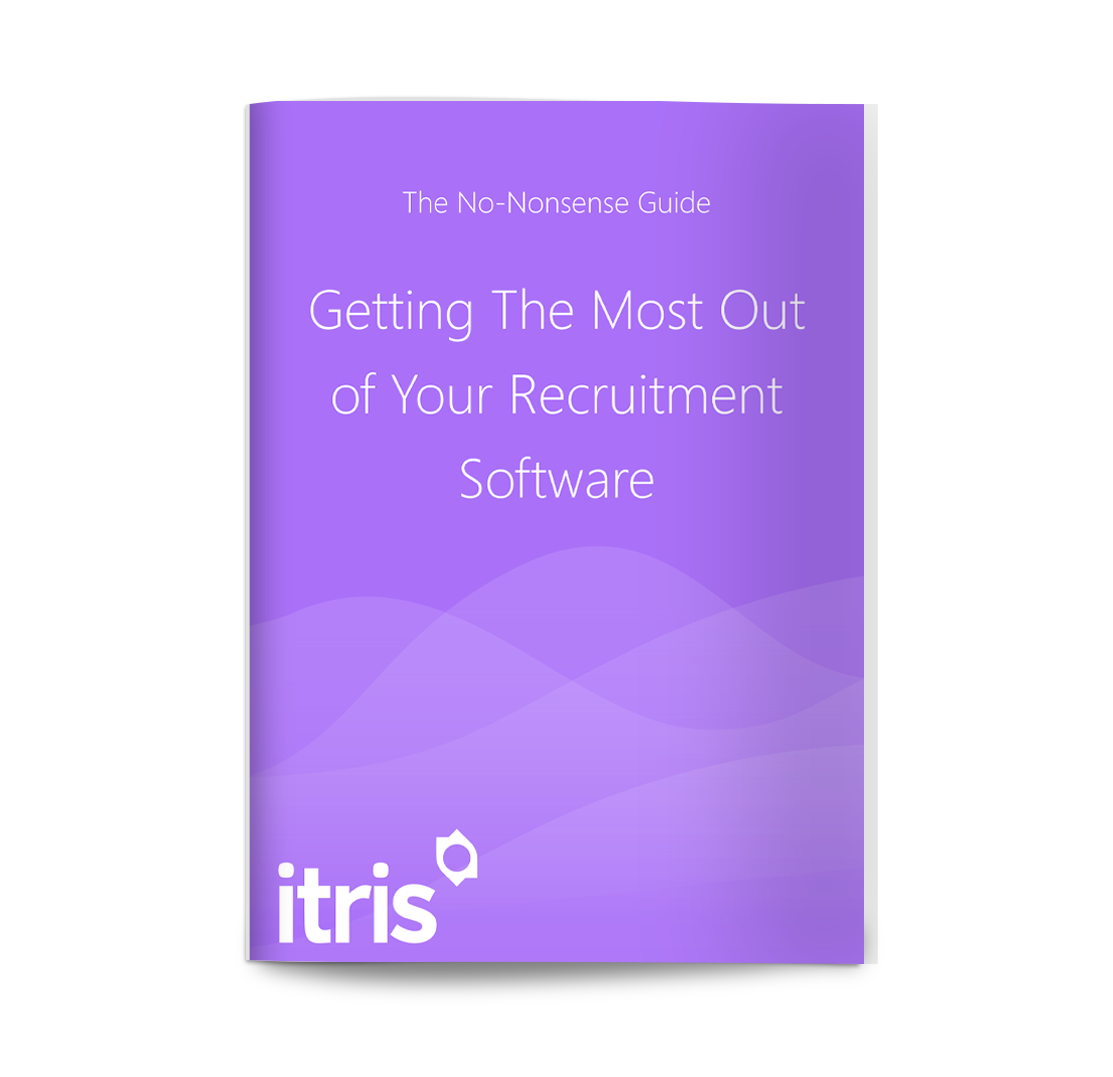 purple get the most out of recruitment software front cover