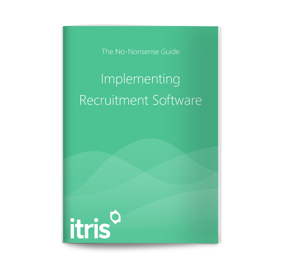 green implementing recruitment software guide front cover