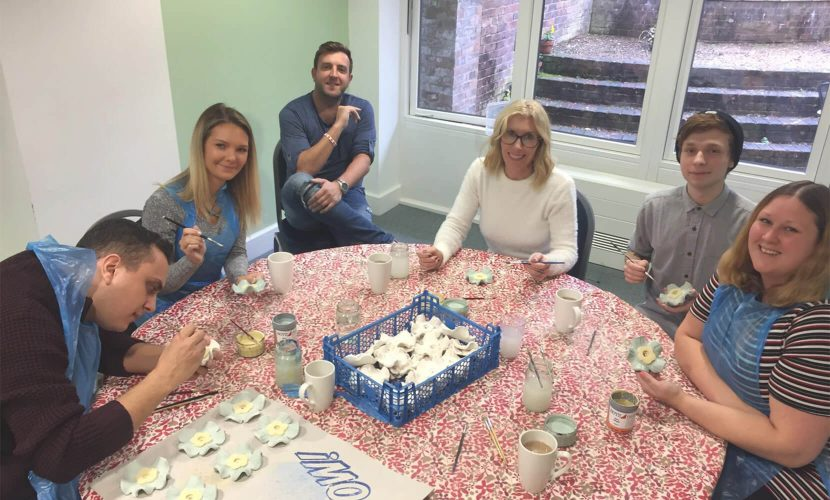 Volunteering at Hospice in the Weald