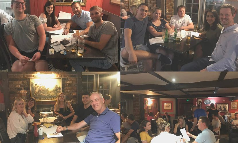 Another Year, Another Quiz Night
