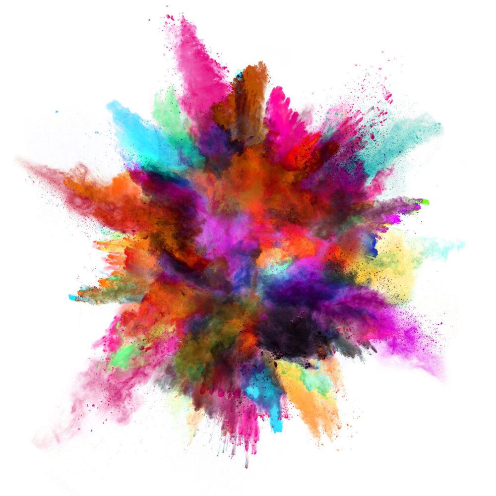 LHi with colour splash